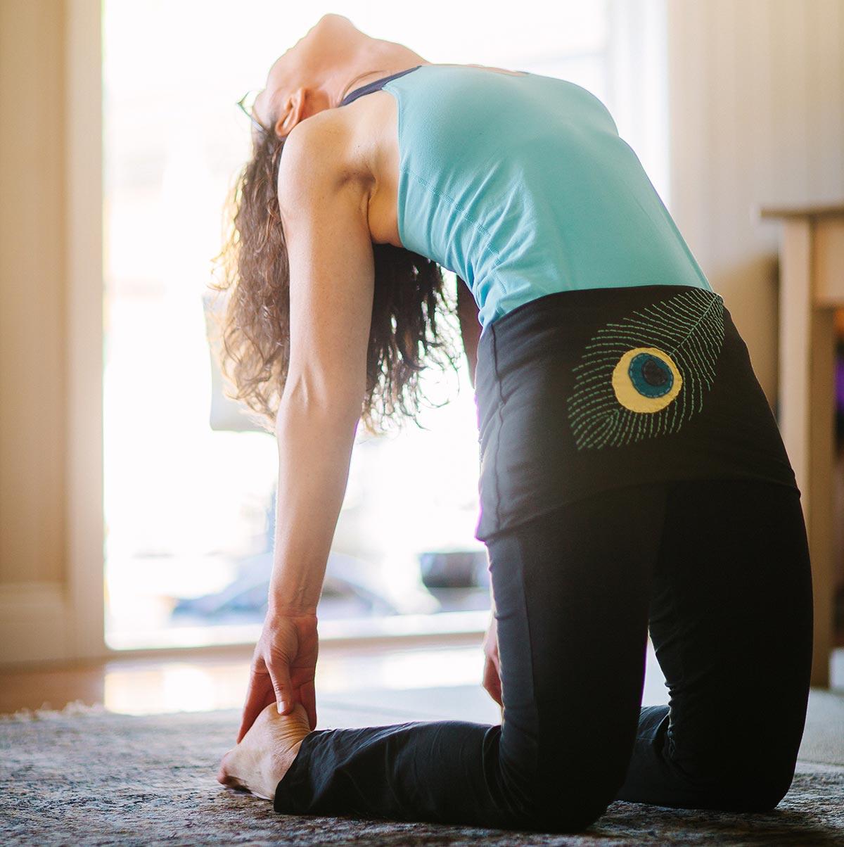 yoga anxiety depression